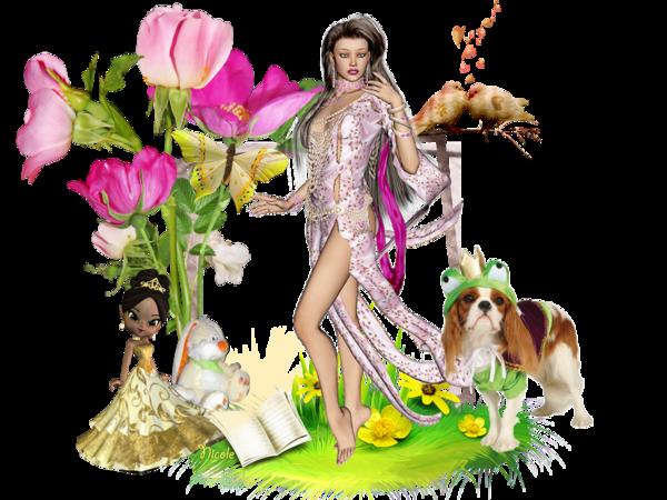 A une fleur poésie 2d7389a3